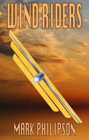 Cover art for Wind Riders.